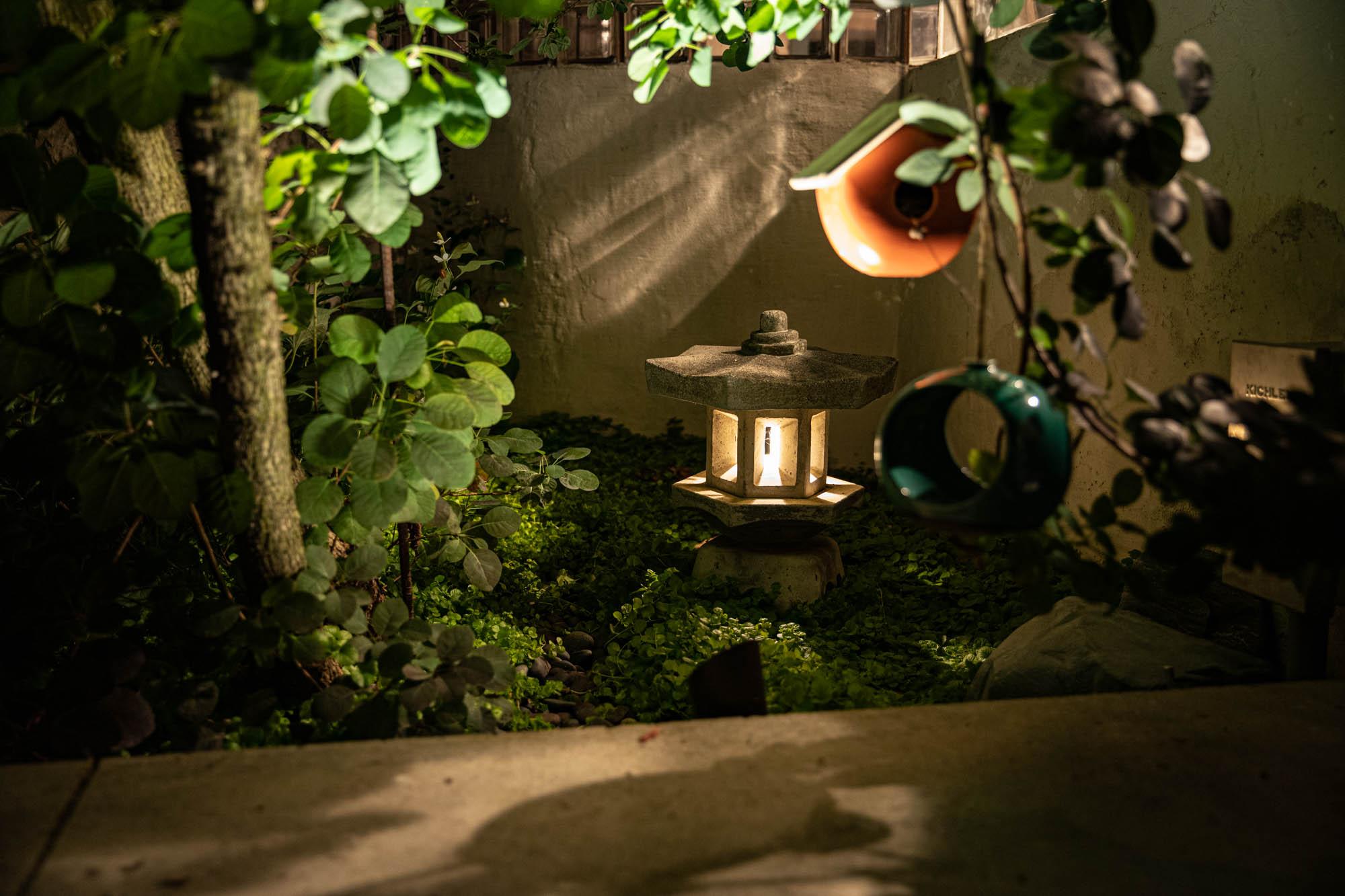 brookfield landscape lighting night owl art startuary lights